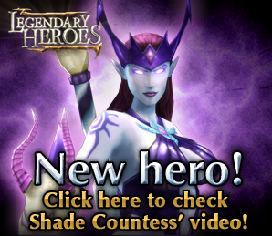 New Hero: Shade Countness
