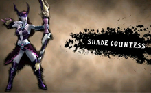Legendary Heroes: Shade Countess